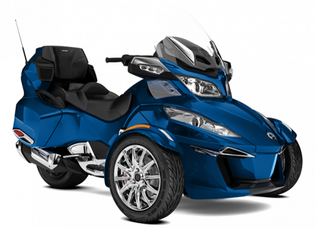 Can-Am Spyder RT LTD