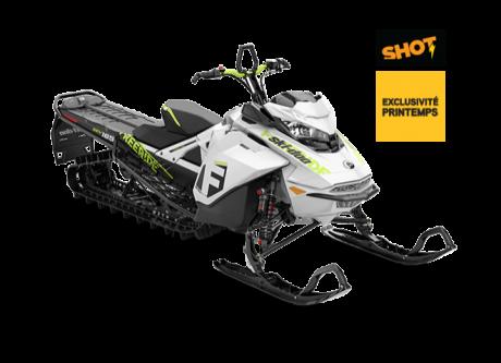 Ski-Doo Freeride 154/165 850 E-TEC 2018