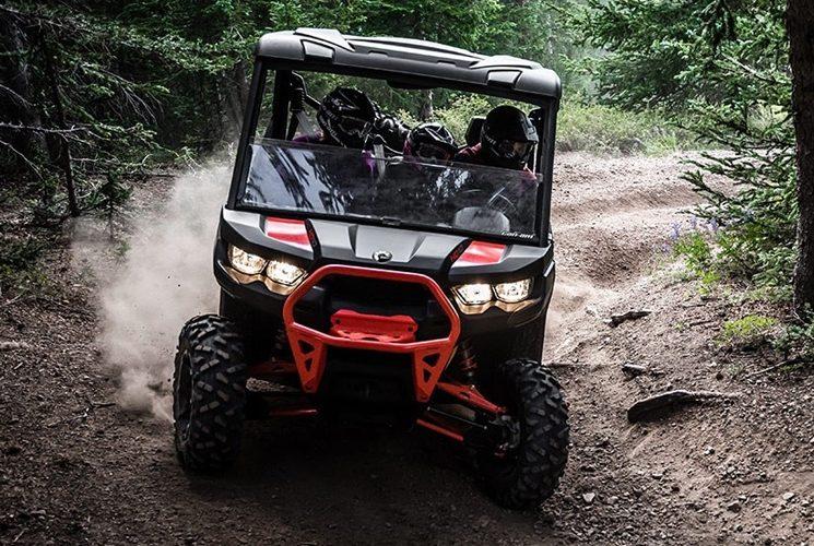 Can-Am Defender, le véhicule robuste fait pour le travail