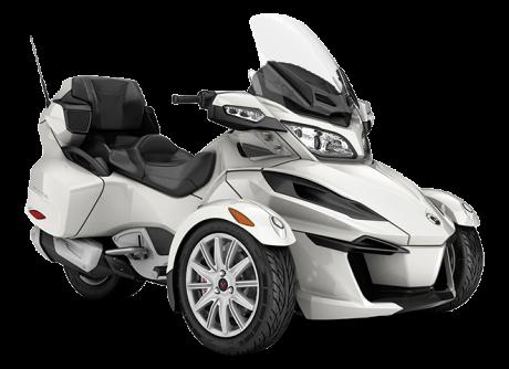 Can-Am Spyder RT 2017