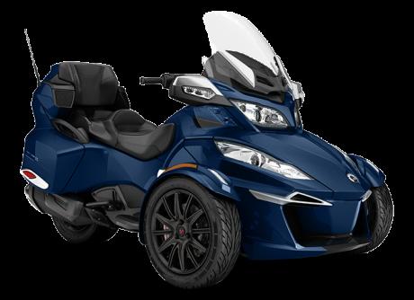Can-Am Spyder RT-S 2017