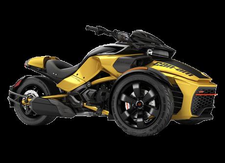 Can-Am Spyder F3-S Daytona 500 2017