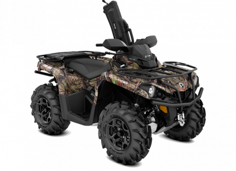 Can-Am Outlander Mossy Oak Hunting Edition 450 / 570 2019