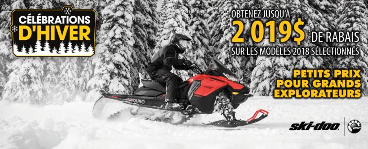 Ski-Doo Célébrations d'hiver 2019