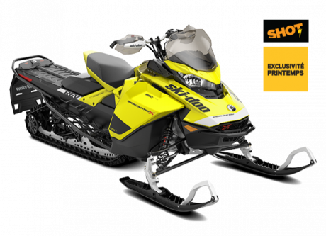 Ski-Doo Backcountry X 2020