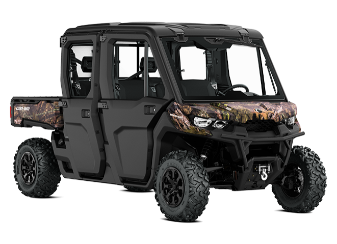 Can-Am Defender MAX XT CAB 2020