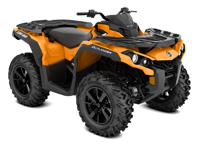Can-Am Outlander DPS 2020