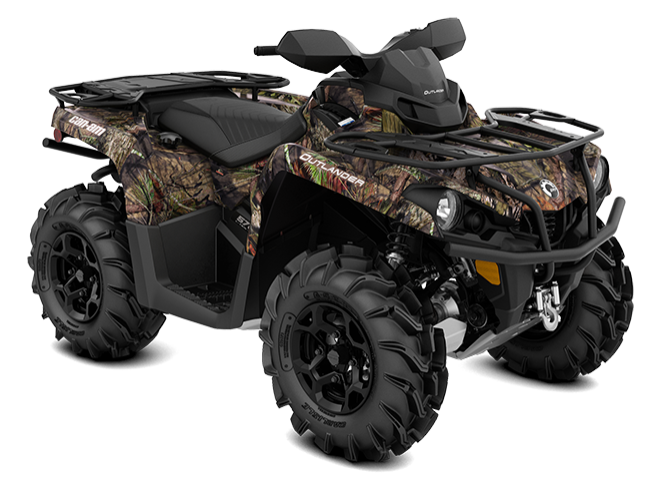 Can-Am Outlander Mossy Oak Edition 450 / 570 2020