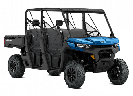 Can-Am DEFENDER MAX DPS 2021