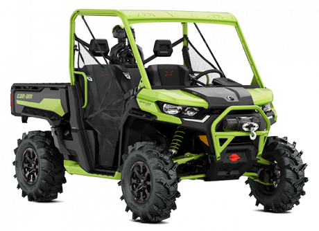 Can-Am DEFENDER X MR 2021