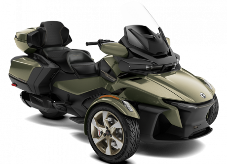 Can-Am SPYDER RT SEA-TO-SKY 2021