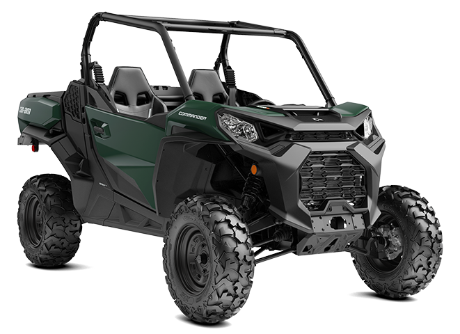 Can-Am COMMANDER DPS 2021