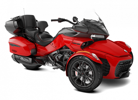 Can-Am SPYDER F3 LIMITED SPECIAL SERIES 2022
