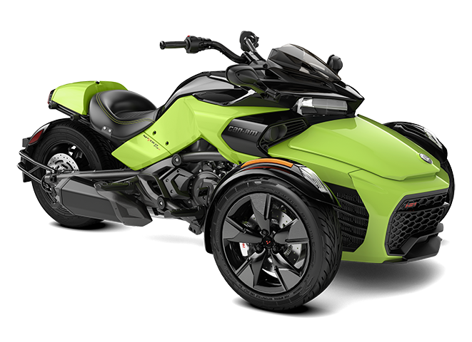 Can-Am SPYDER F3-S SPECIAL SERIES 2022