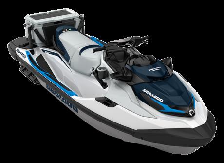 Sea-Doo FISHPRO SPORT 170 blanc/bleu-océan 2022