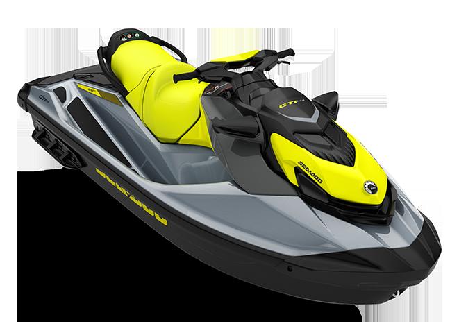 Sea-Doo GTI SE 130 jaune-néon 2022