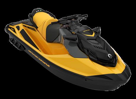 Sea-Doo GTR 230 jaune-millénium 2022