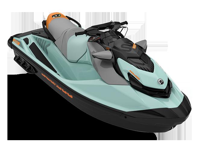 Sea-Doo Wake 170 néo-menthe 2022